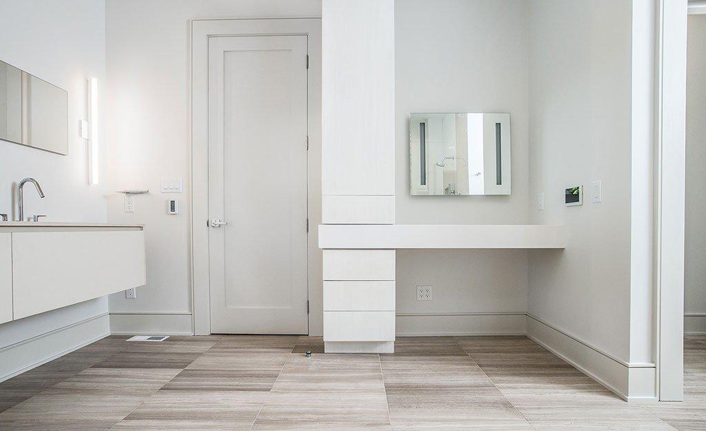 Steve Gray Bathroom Remodel