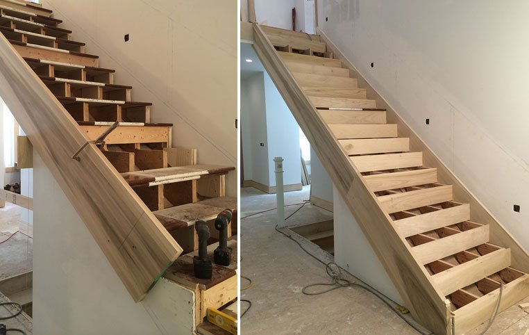 Staircase by Steve Gray Renovations
